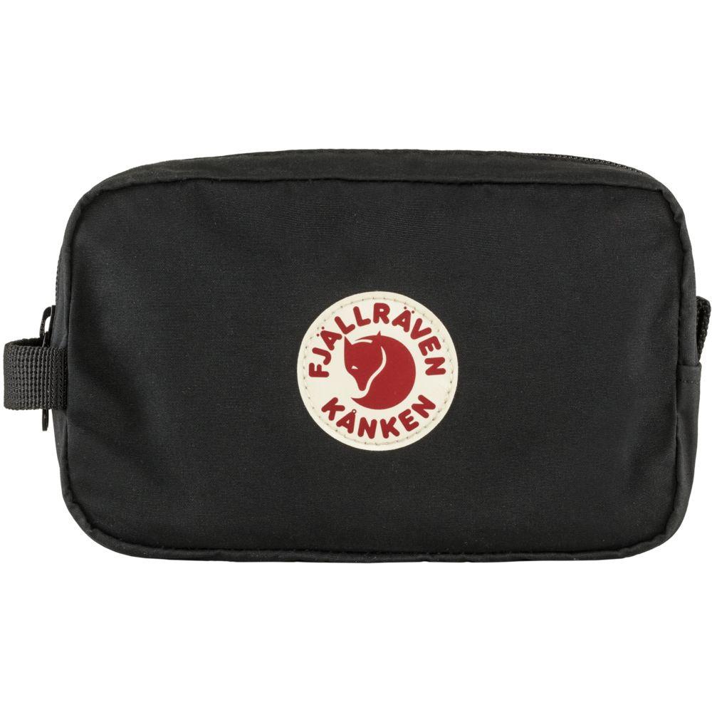 Fjällräven Kånken Gear Bag in Black