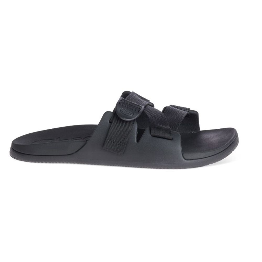 Chaco Men's Chillos Slide in Black