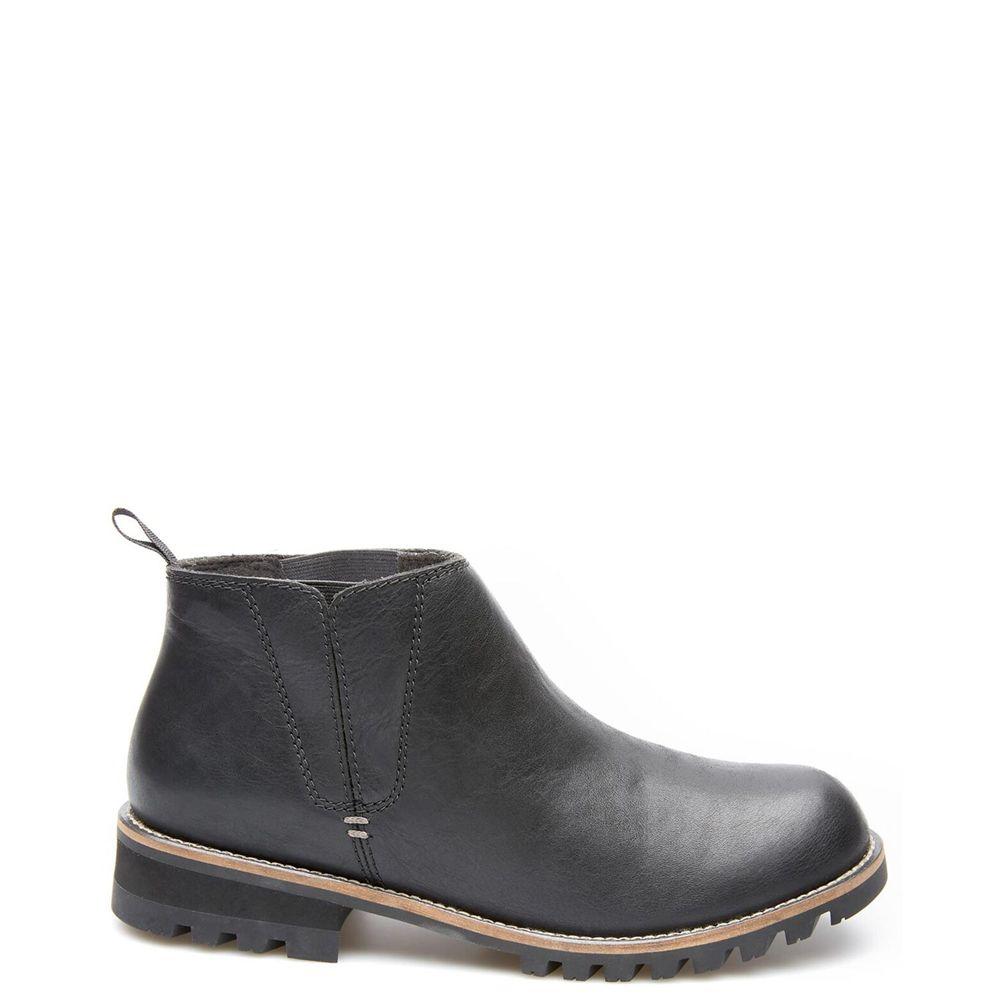 Women's Peyto Chelsea Boot in Black