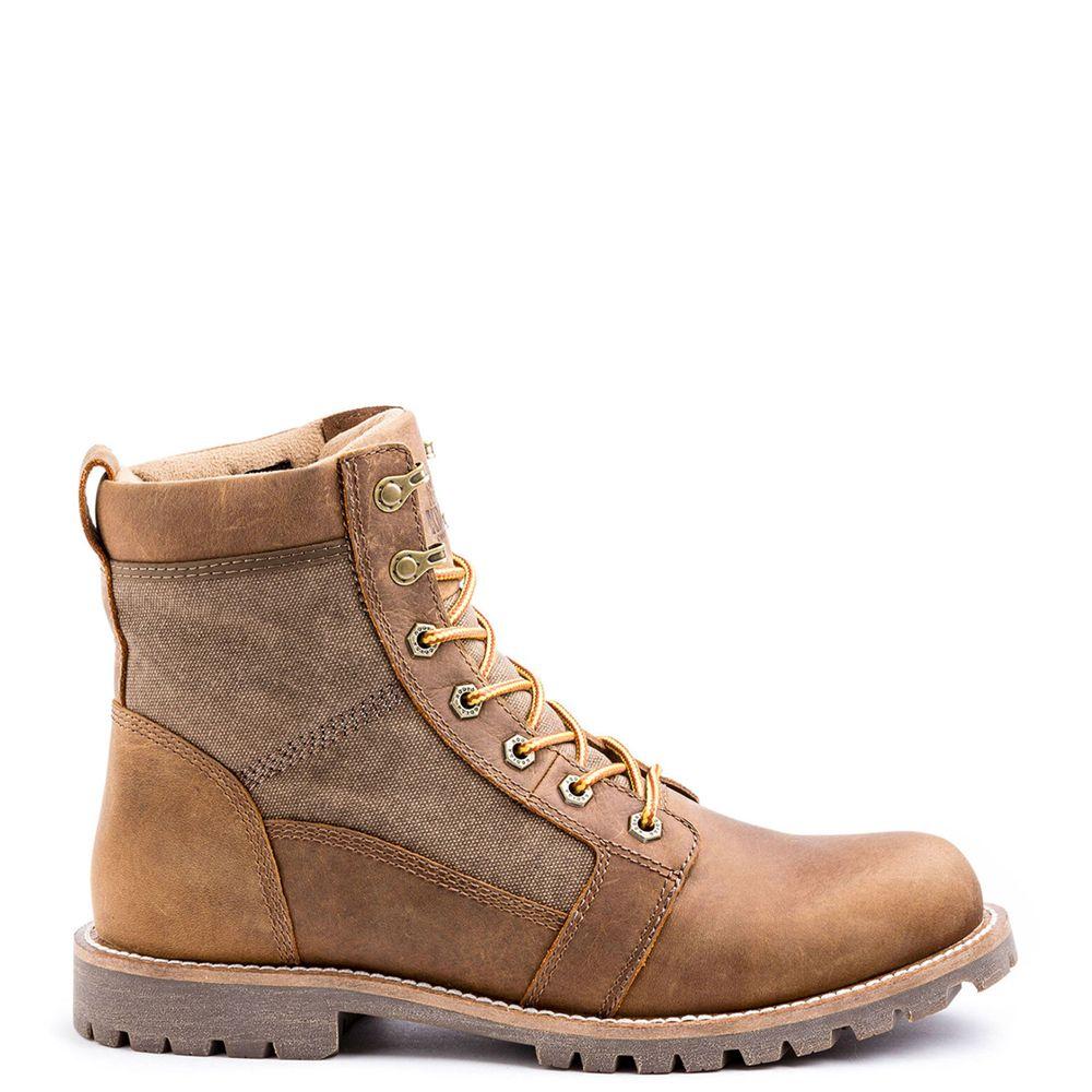 Men's Thane Waterproof Boot in Gold