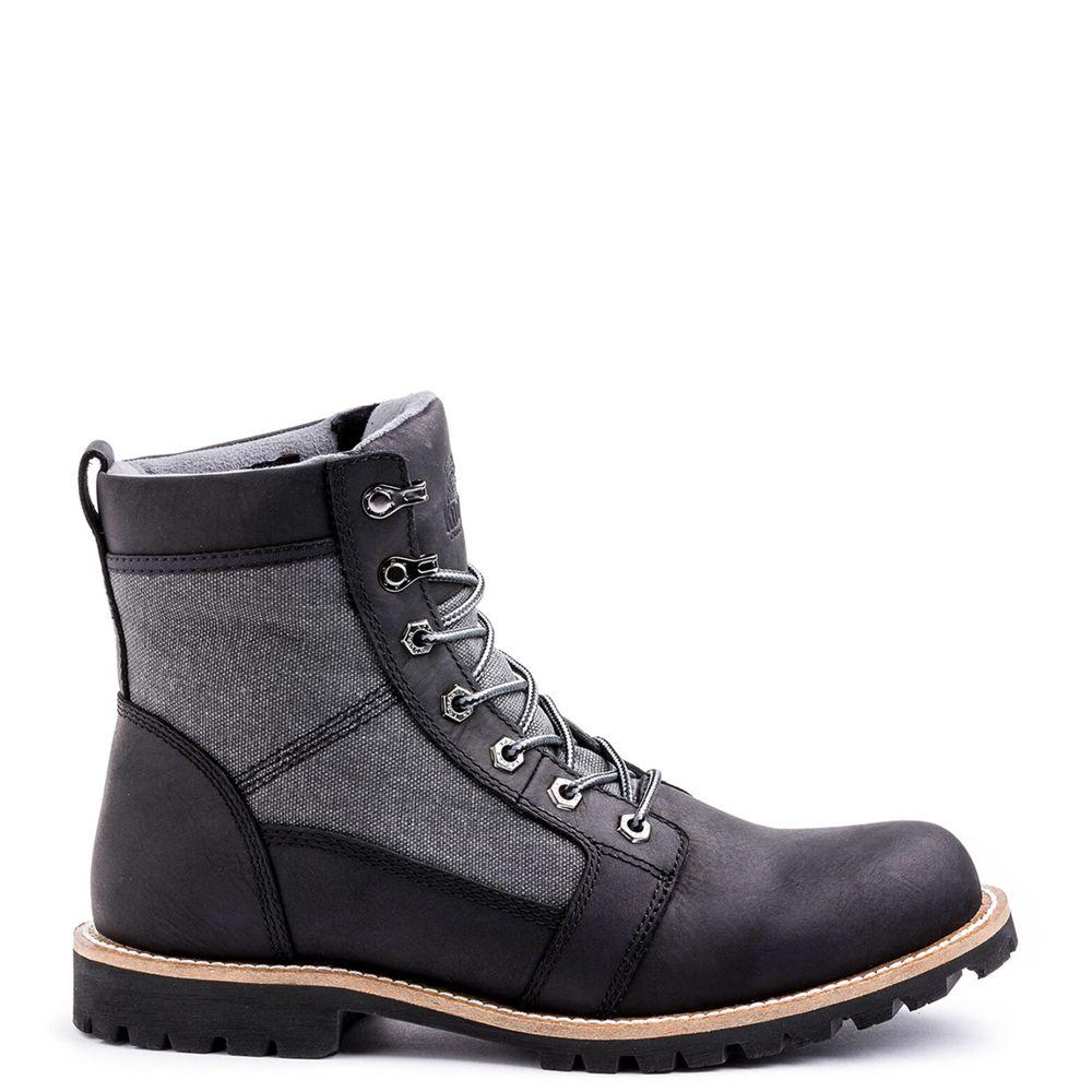 Men's Thane Waterproof Boot in Black