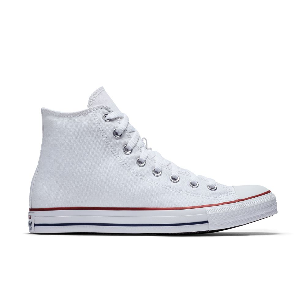 Chuck Taylor All Star High Top in Optical White
