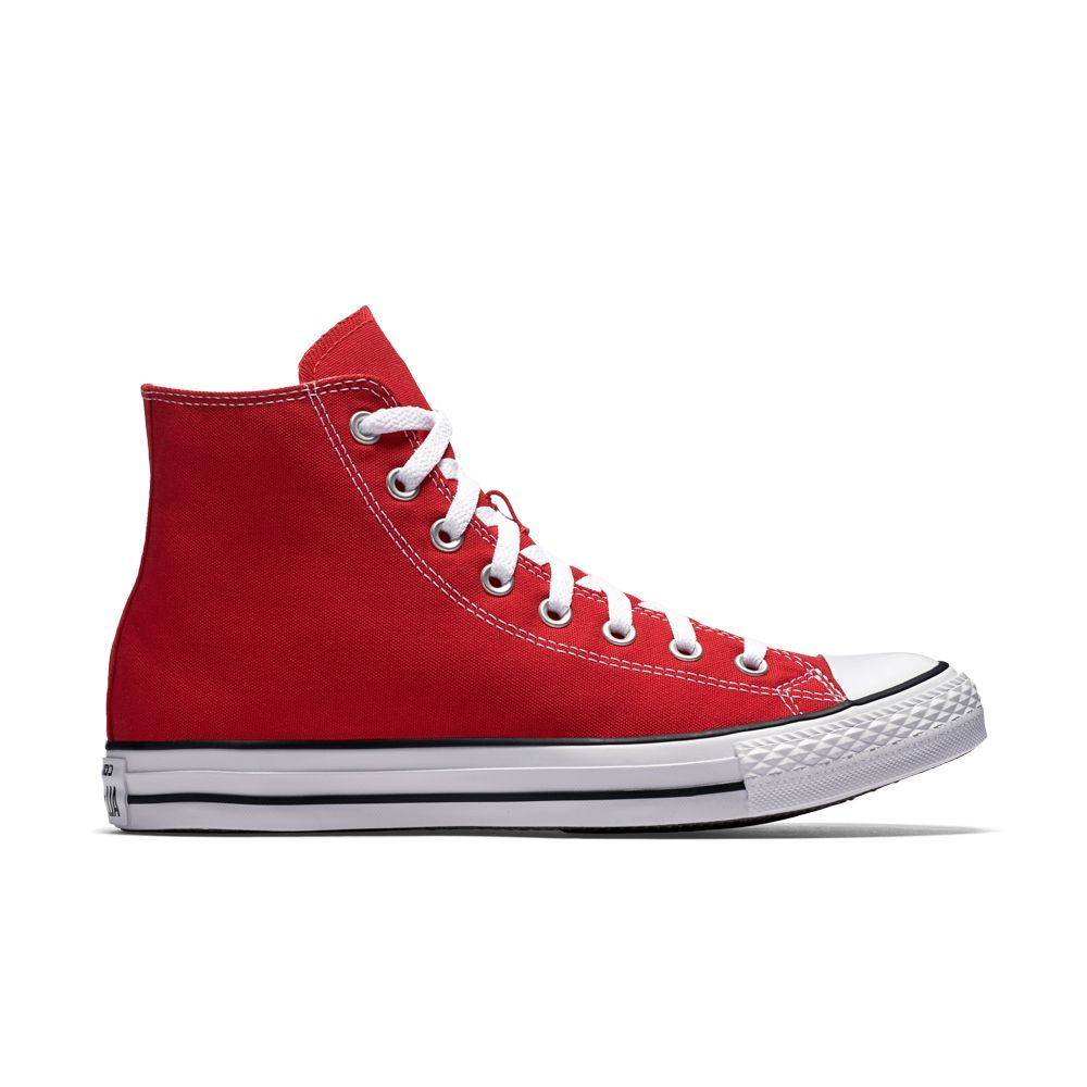 Chuck Taylor All Star High Top in Red
