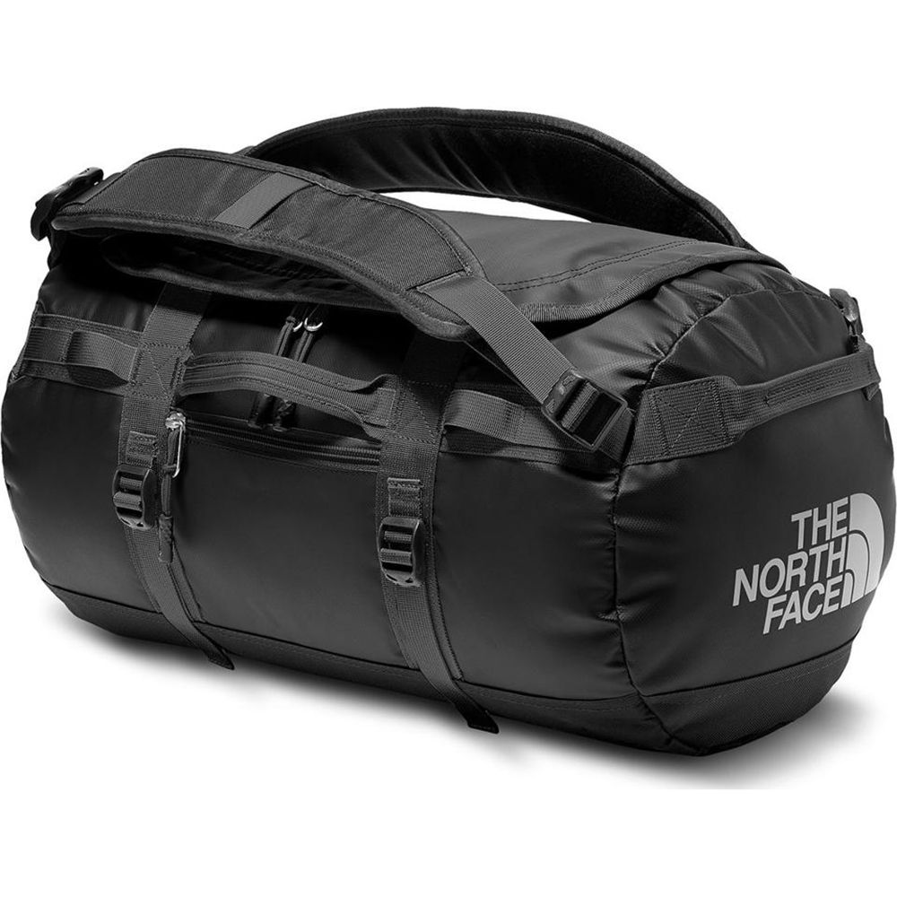 The North Face Base Camp Duffle S in TNF Black