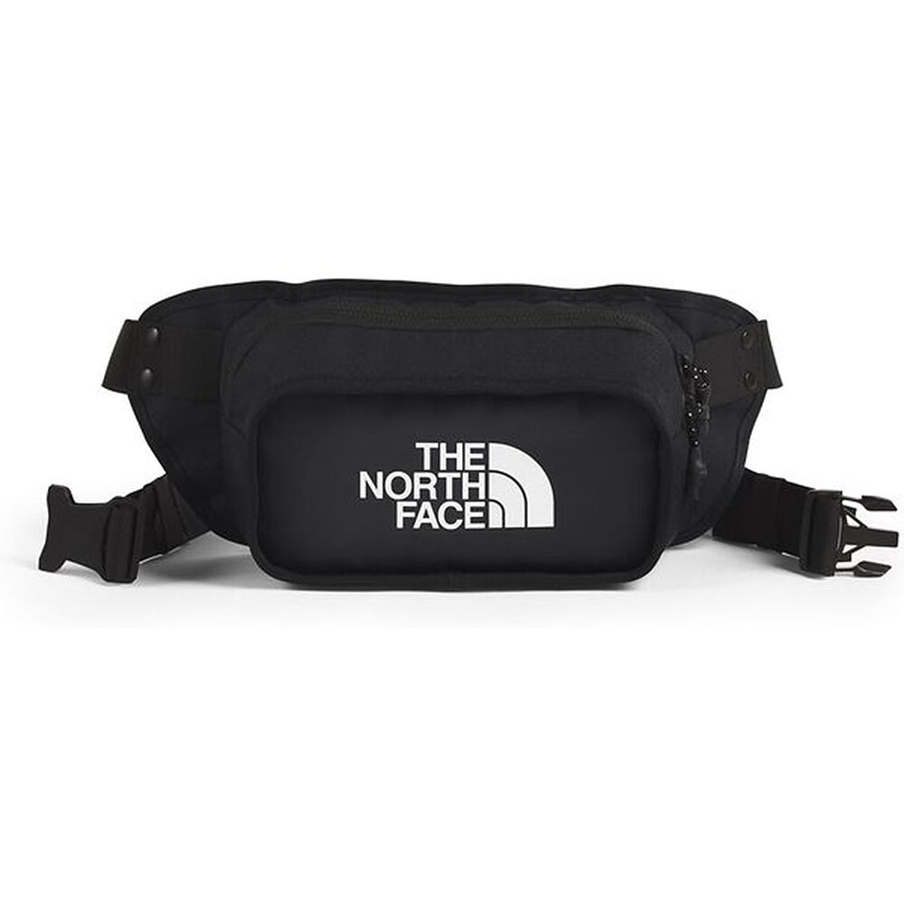 The North Face Explore Hip Pack in TNF Black/TNF White
