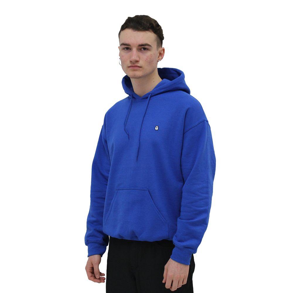 SoYou Clothing Basics Hoodie in Azzuro Blue