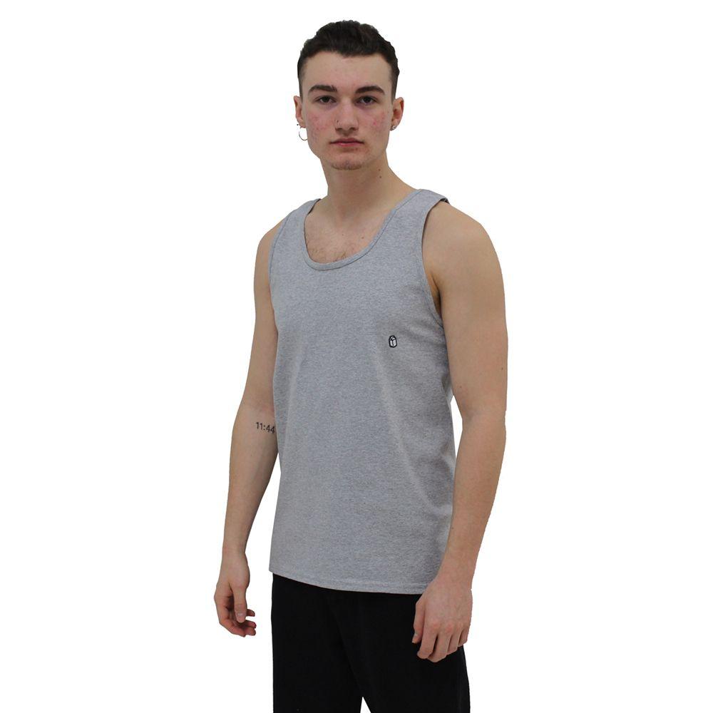 SoYou Clothing Basics Tank Top in Grey