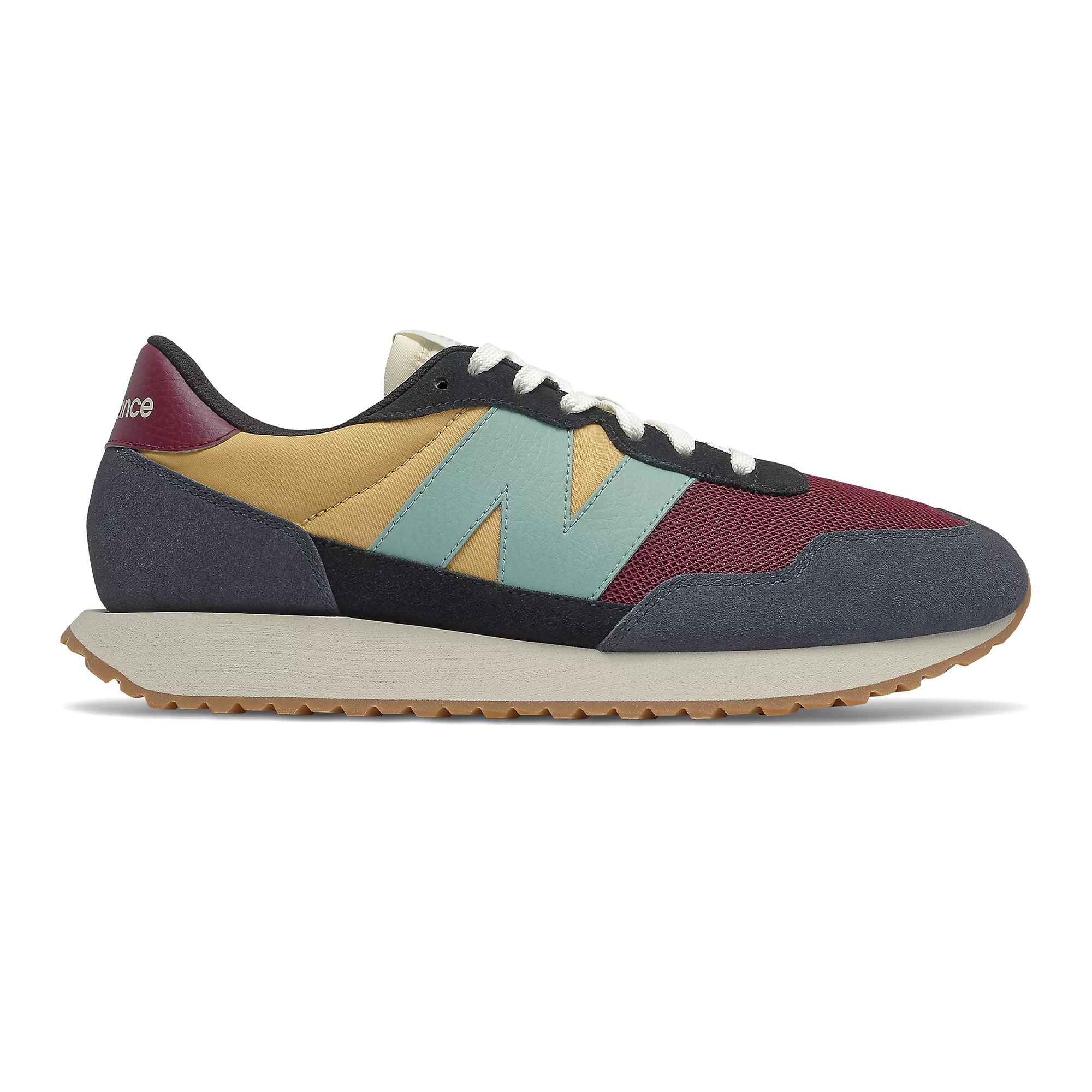 New Balance Men's 237 in Outerspace/Garnet