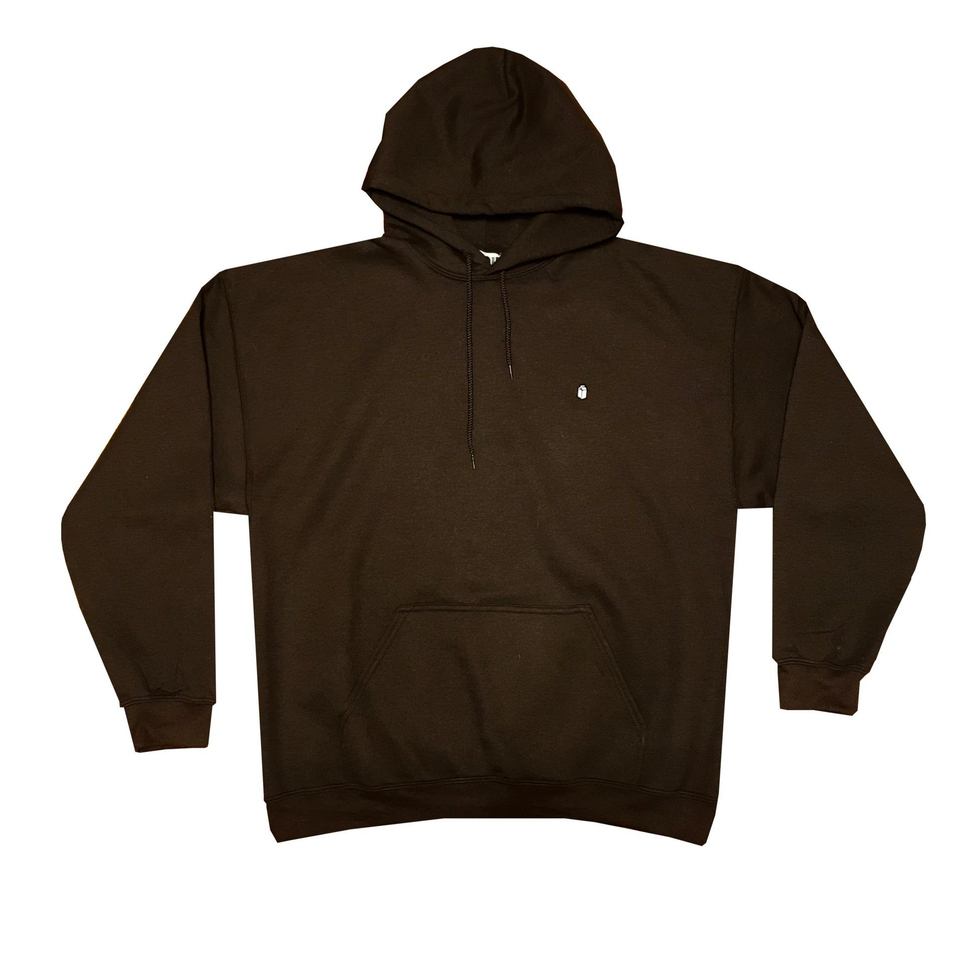 SoYou Clothing Basics Hoodie in Dark Chocolate