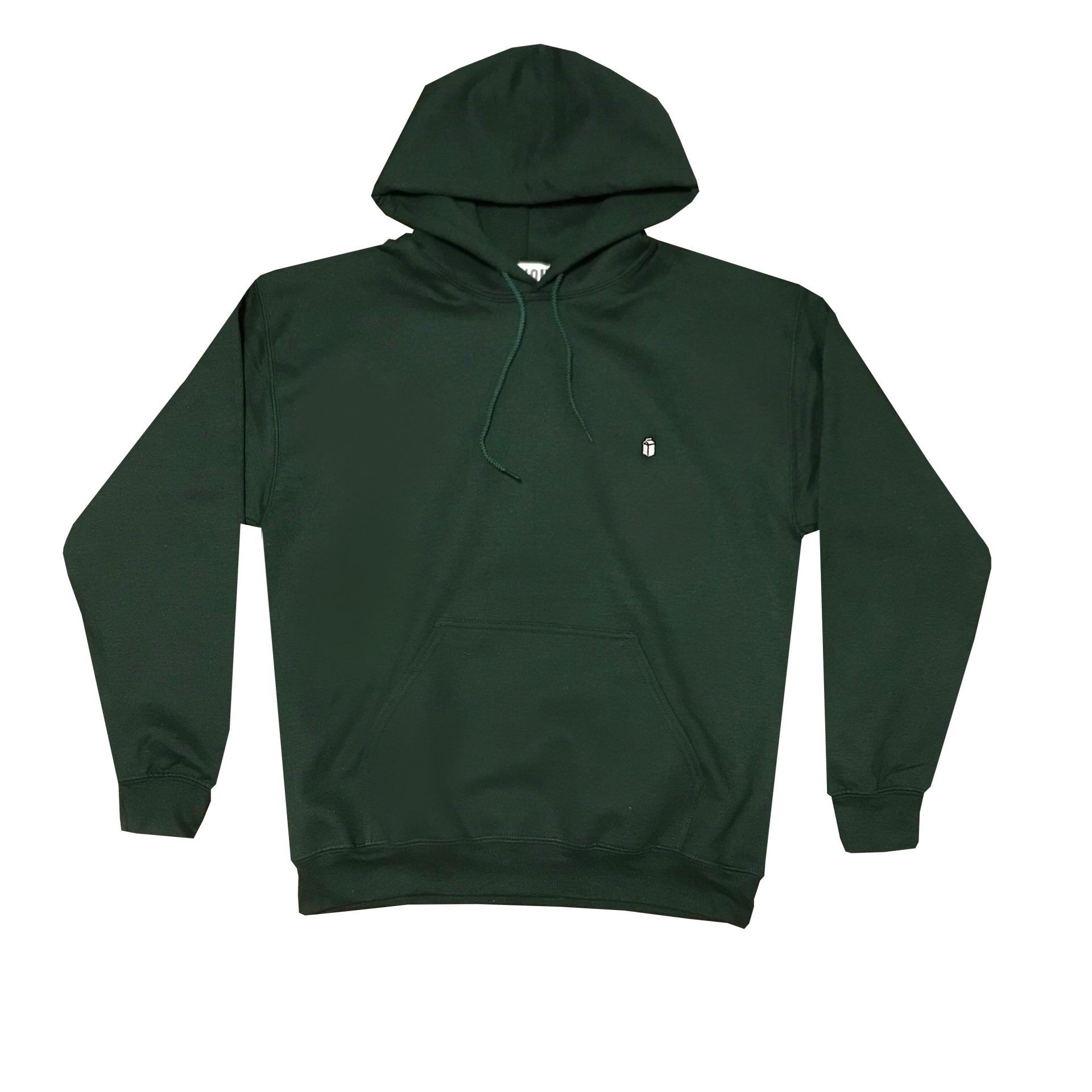 SoYou Clothing Basics Hoodie in Forest Green
