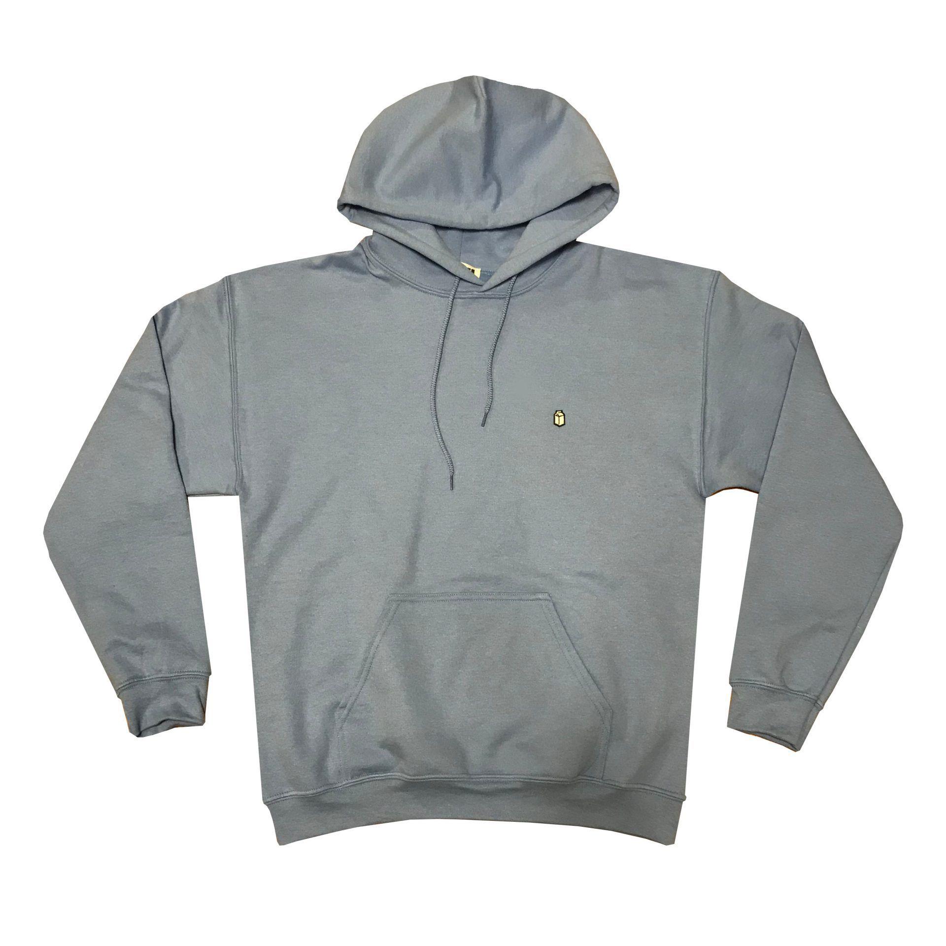 SoYou Clothing Basics Hoodie in Periwinkle