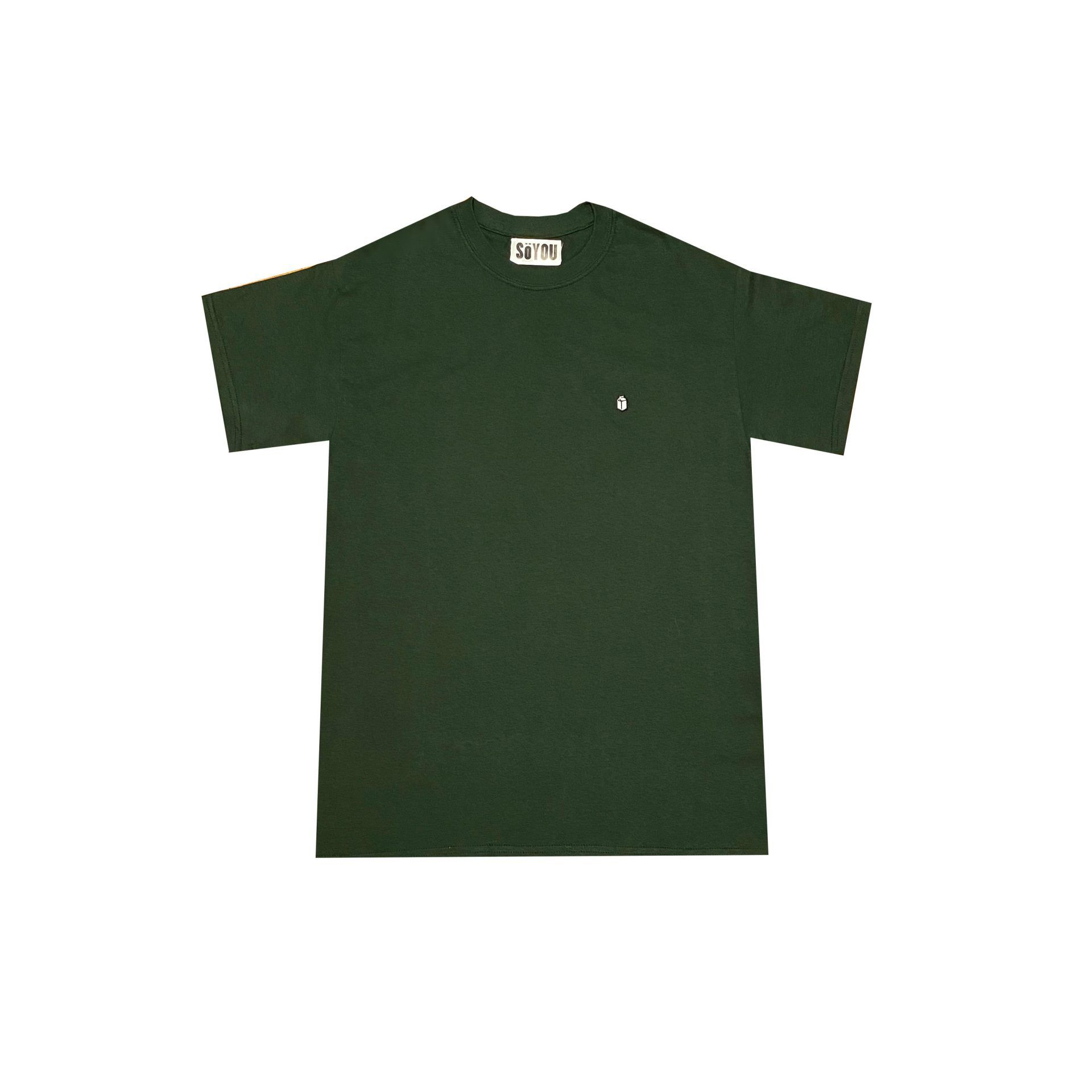 SoYou Clothing Basics T-Shirt in Forest Green