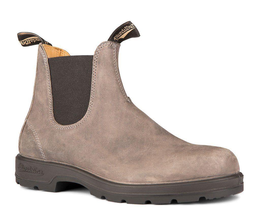 Blundstone 1469 - Leather Lined in Steel Grey
