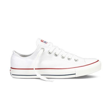 Chuck Taylor All Star Low Top in Optical White