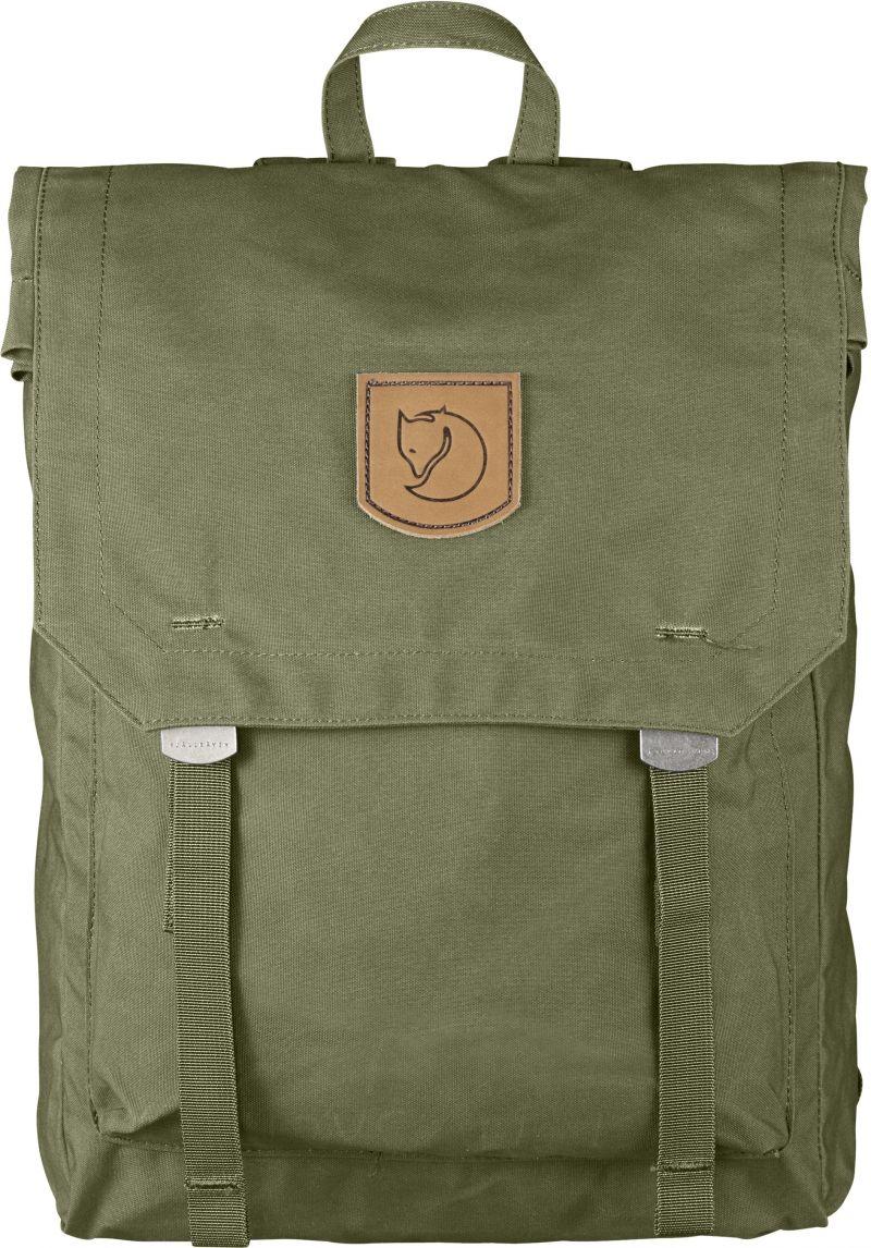 Fjällräven Foldsack No. 1 in Green