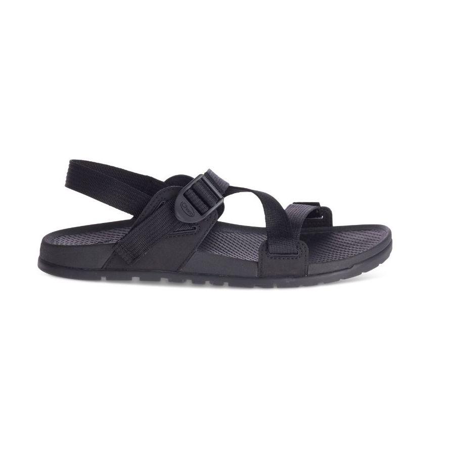 Chaco Women's Lowdown Sandal in Black