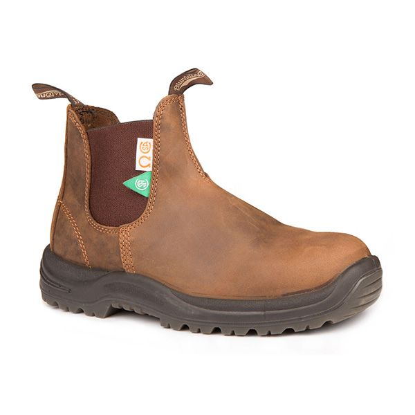 Blundstone 164 - The Greenpatch CSA in Crazy Horse Brown
