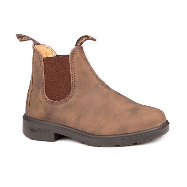 Blundstone 565 - Botte pour enfants en brun rustique