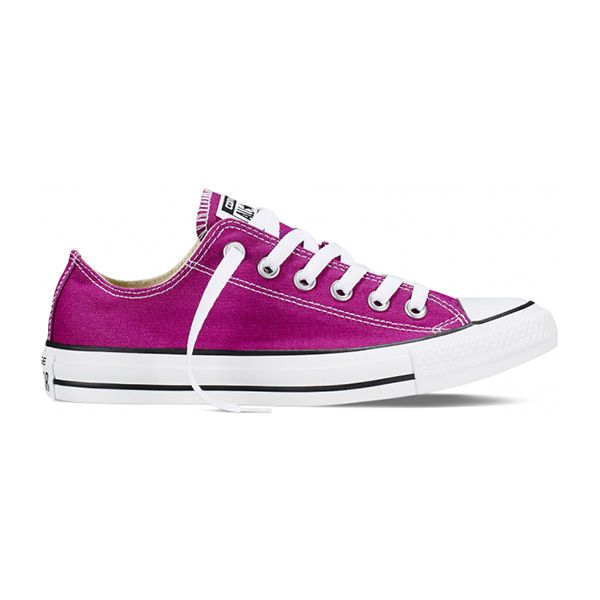 Converse Chuck Taylor All Star Seasonal Canvas Ox in Pink Sapphire