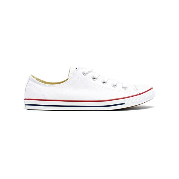 Converse Chuck Taylor Dainty Canvas Ox in White
