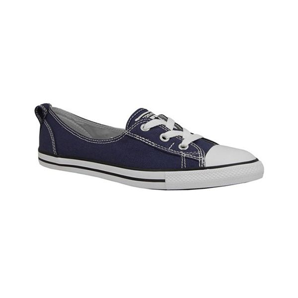 Converse Chuck Taylor All Star Ballet Lace Slip in Navy
