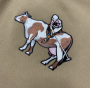 SoYou Clothing Country Club Crewneck in Beige