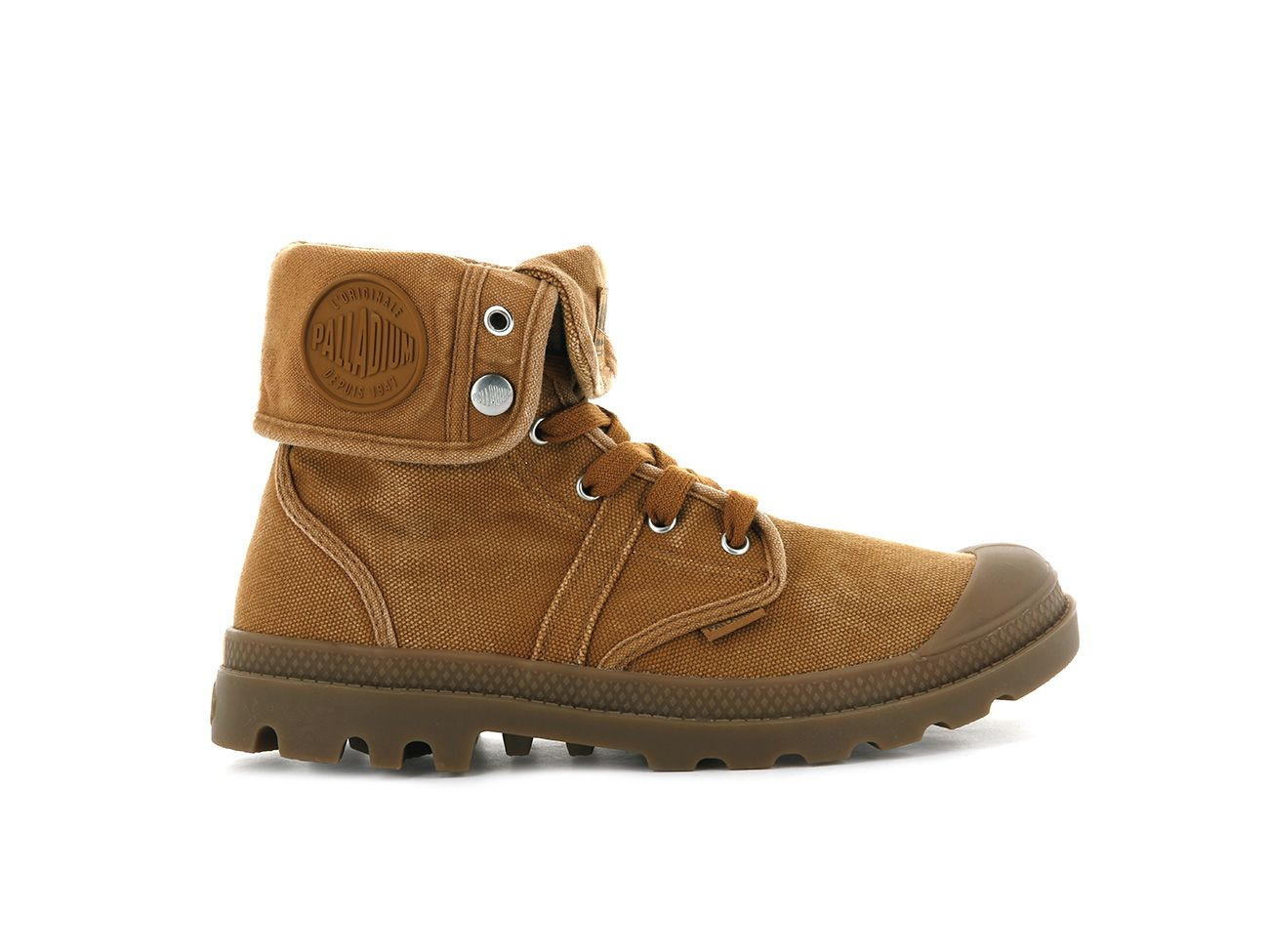 Palladium Pallabrouse Baggy in Cathay Spice/Mid Gum
