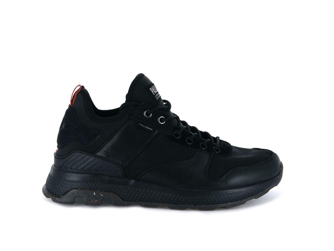 Palladium AX_EON Army Runner in Black