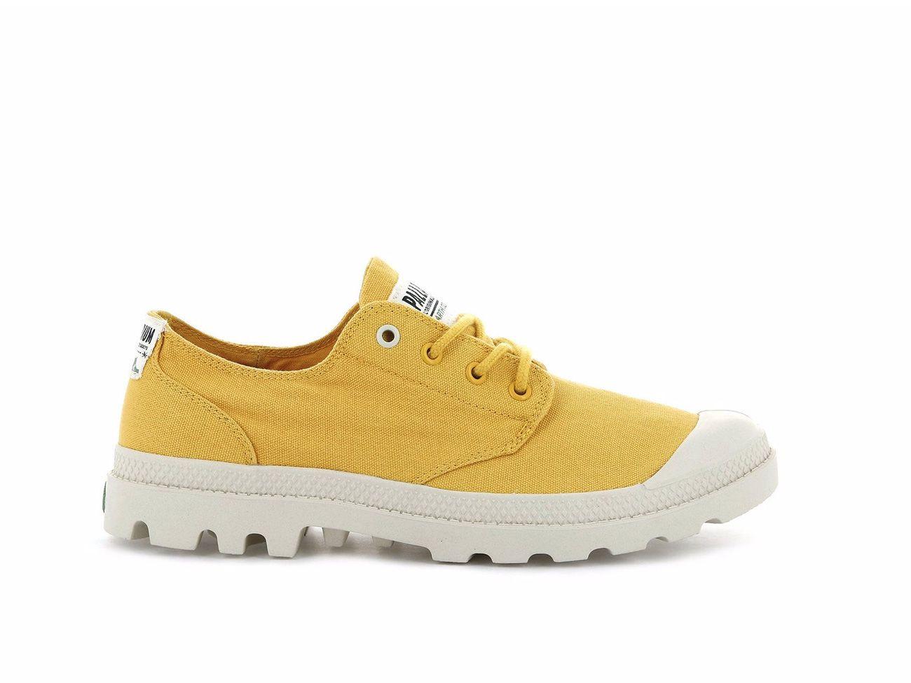 Palladium Pampa Ox Organic in Yellow