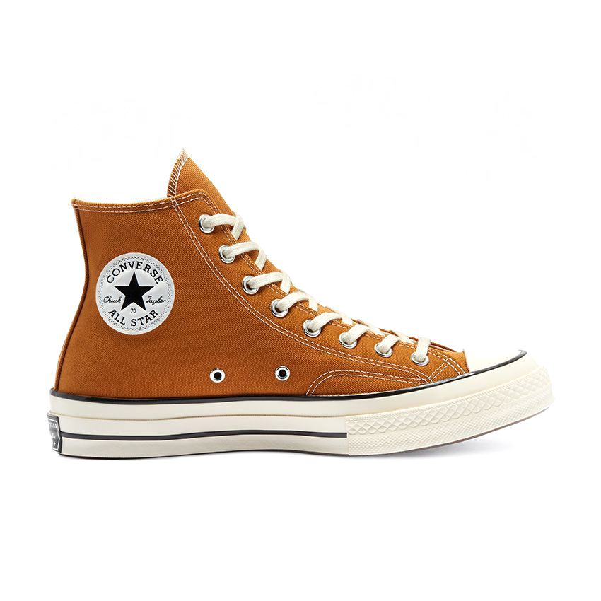 Converse Colour Chuck 70 High Top in Dark Soba/Egret/Black