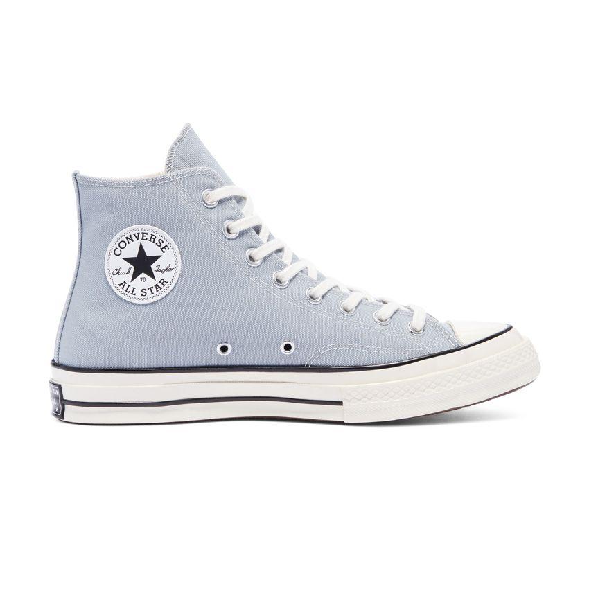 Converse Colour Chuck 70 High Top in Wolf Grey/Black/Egret