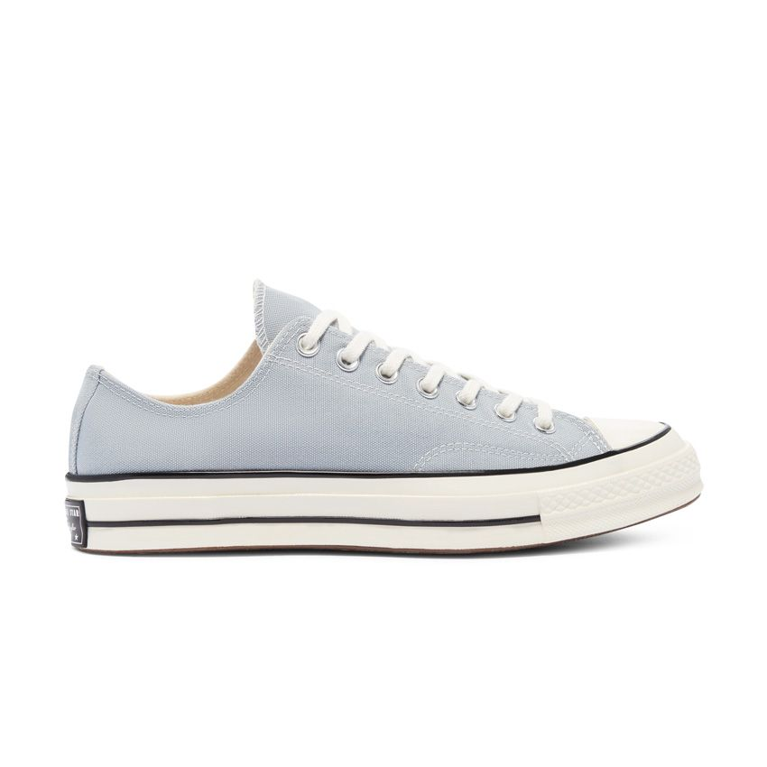 Converse Colour Chuck 70 Low Top in Wolf Grey/Black/Egret
