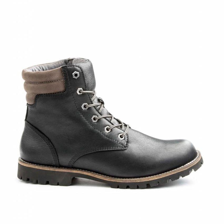 Men's Magog Waterproof Boot in Black
