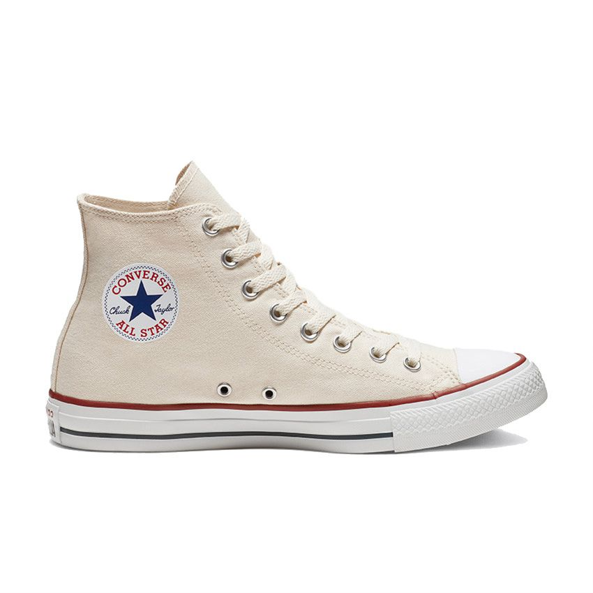 Converse Chuck Taylor All Star High Top in Natural Ivory