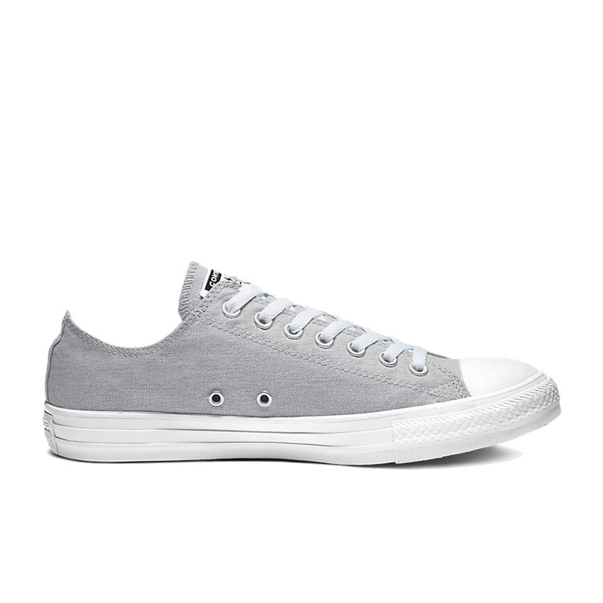 Converse Chuck Taylor All Star Court Fade Low Top in Wolf Grey/White/White