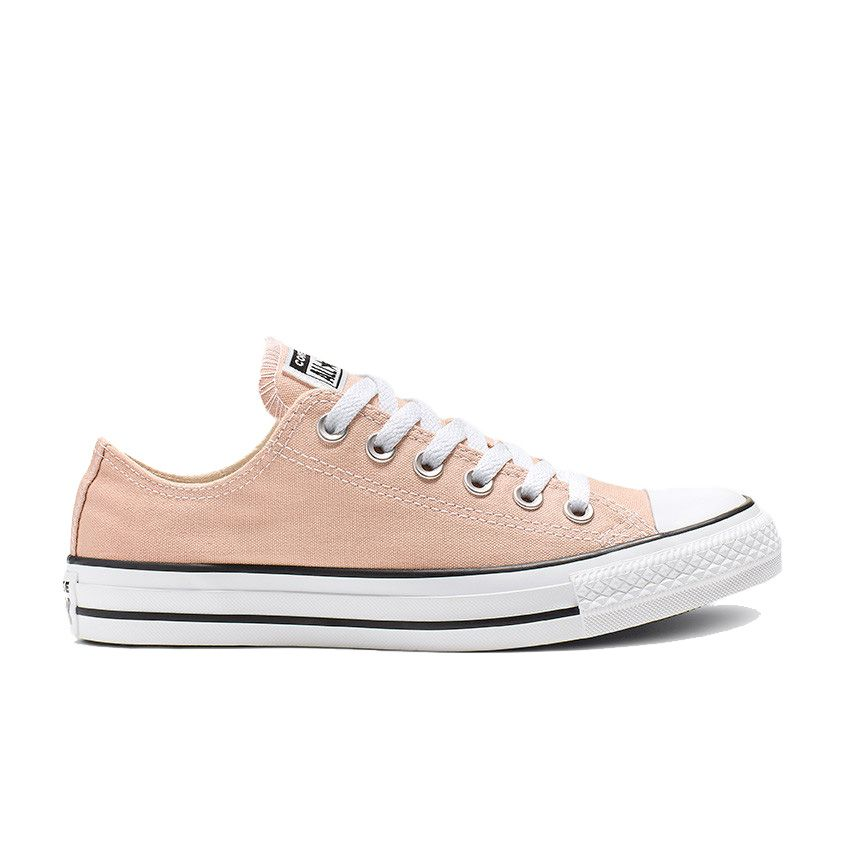 Converse Chuck Taylor All Star Seasonal Colour Low Top in Particle Beige