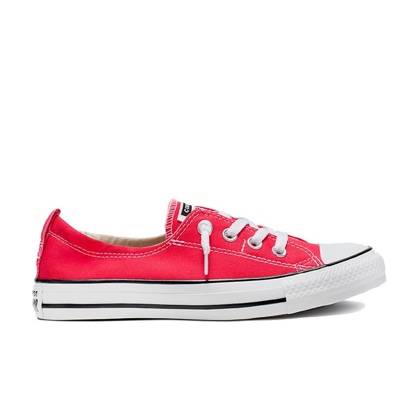 Converse Chuck Taylor All Star Shoreline Knit Slip in Varsity Red