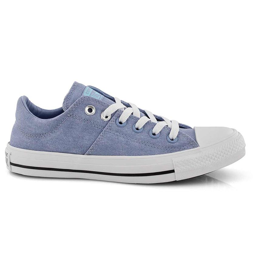 Converse Chuck Taylor All Star Madison Low Top in Indigo Fog/White/White