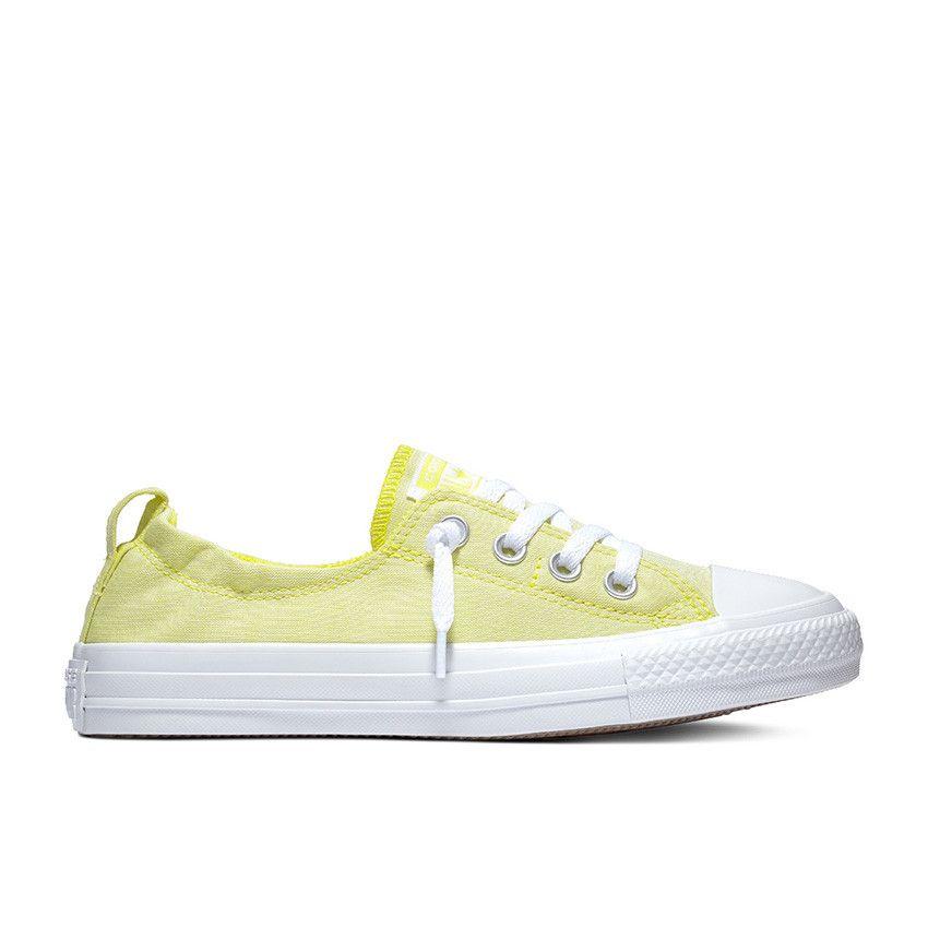 Converse Chuck Taylor All Star Shoreline Slip in Fresh Yellow/White/White