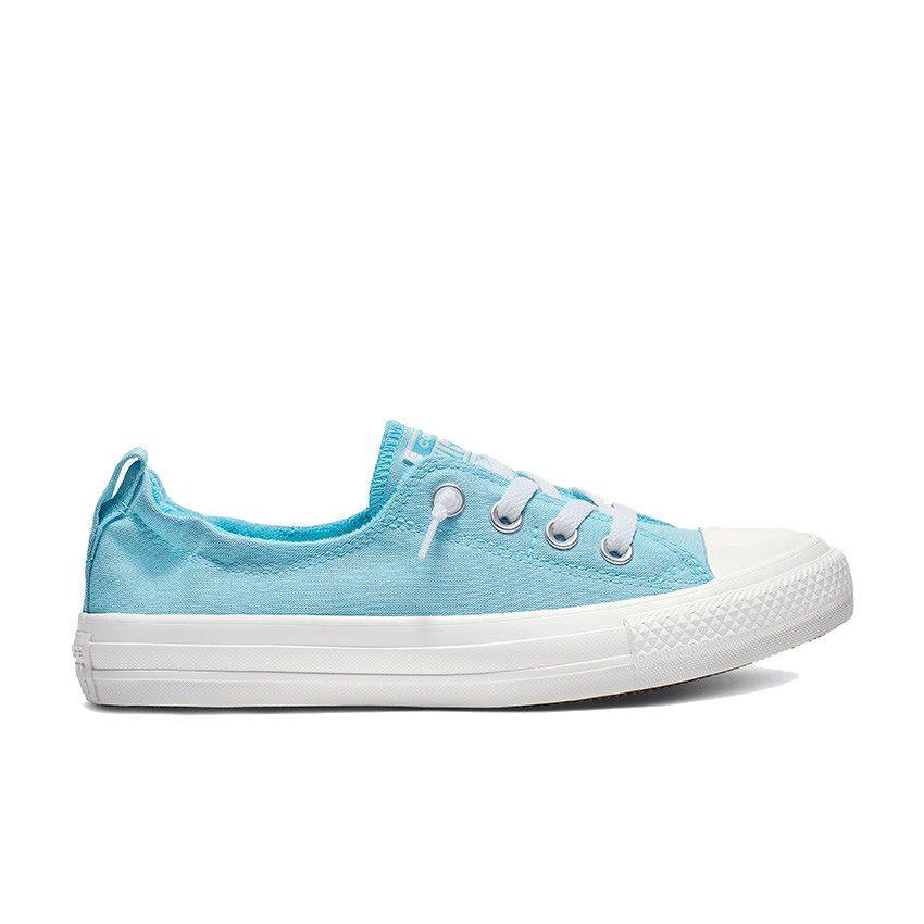 Converse Chuck Taylor All Star Shoreline Slip in Gnarly Blue/White/White