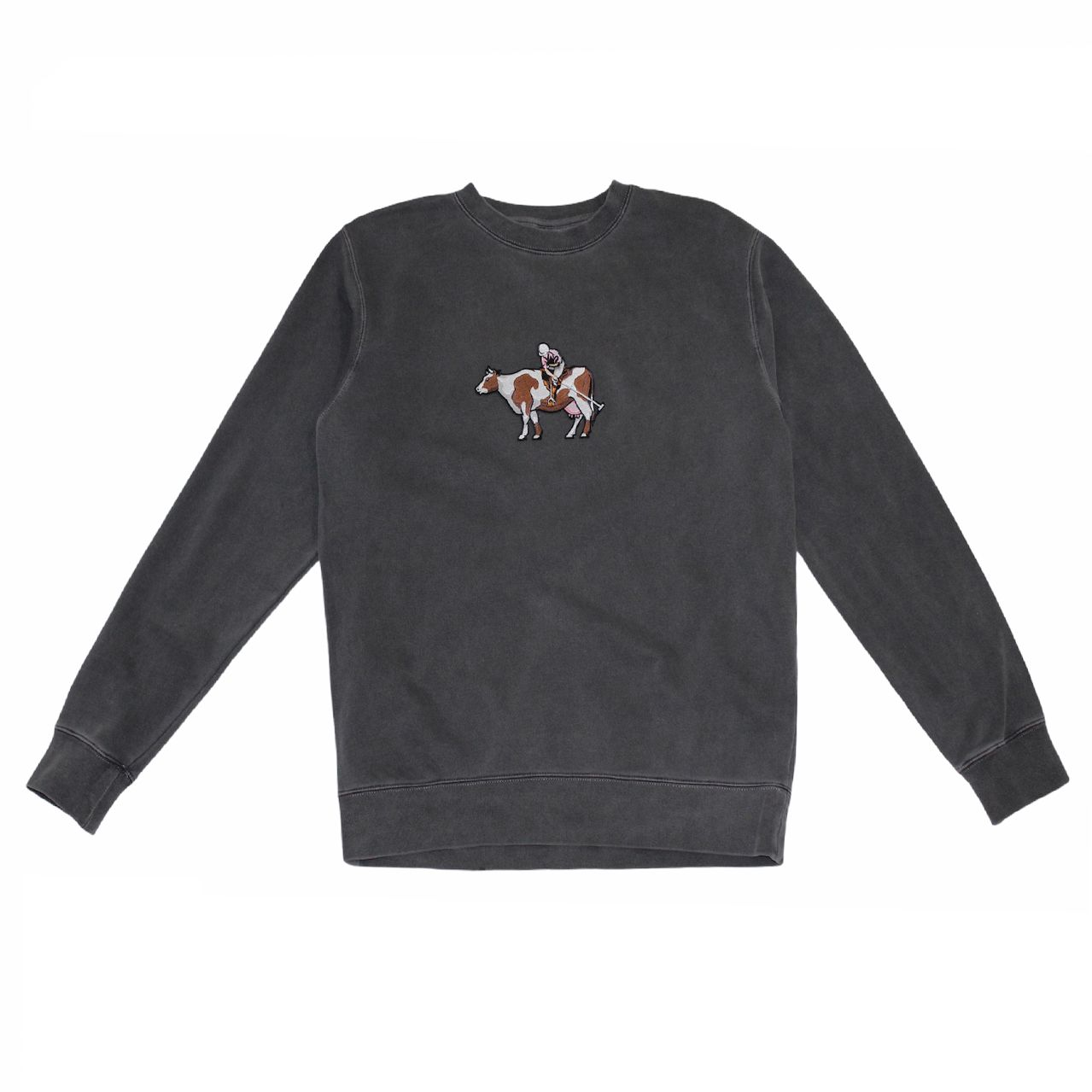 SoYou Clothing Country Club Crewneck in Black