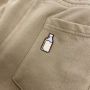 SoYou Clothing Country Club Shorts in Beige
