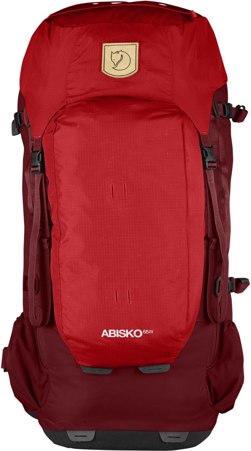 Fjällräven Abisko 65 W in Red