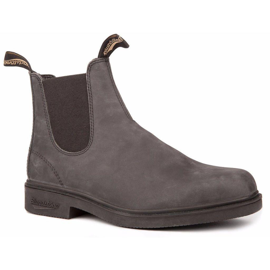 Blundstone 1308 - Chisel Toe in Rustic Black