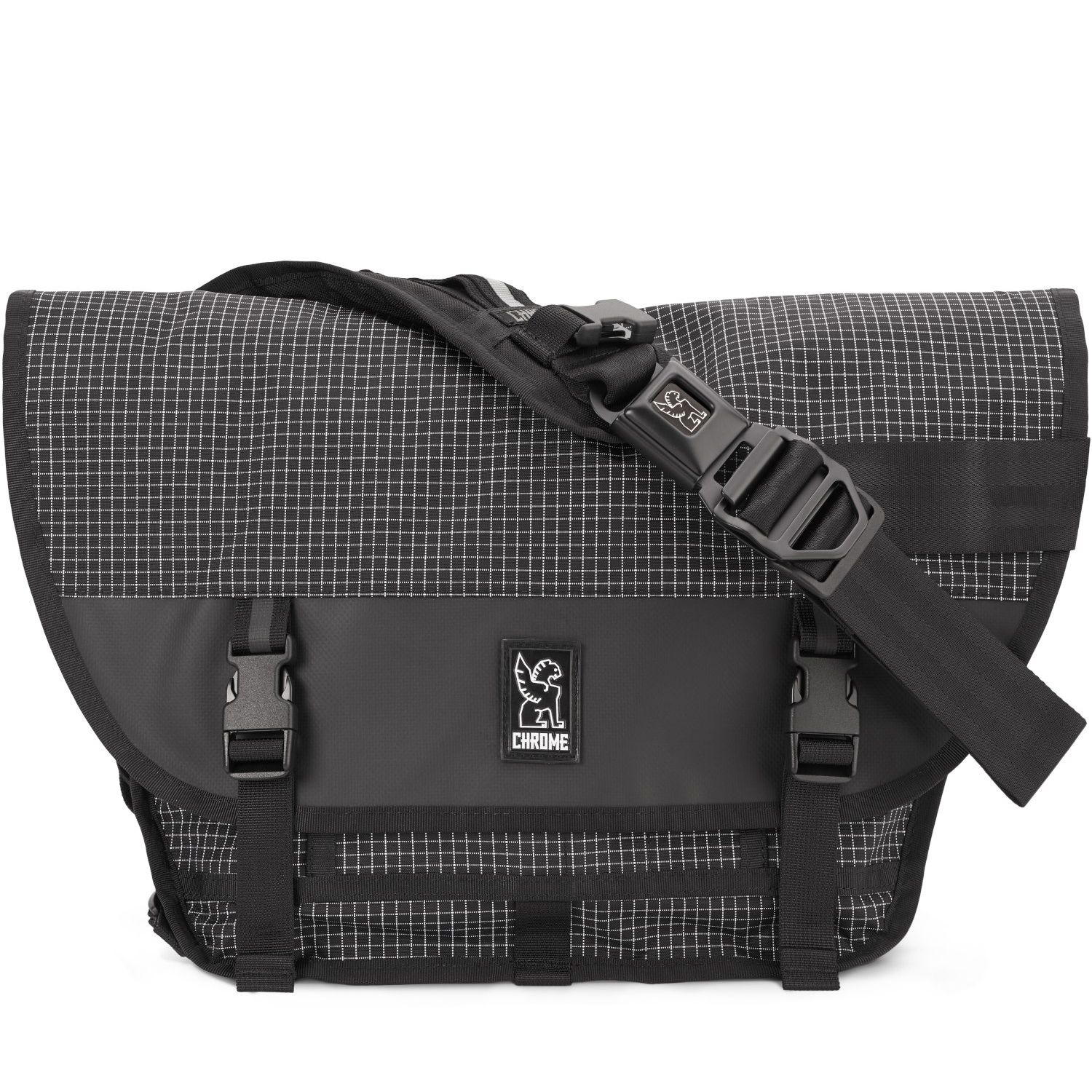 Chrome Industries Mini Metro Messenger Bag in Grid